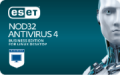 ESET NOD32 Antivirus Business Edition für Linux Desktop